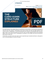 Caro-Kann structure explained