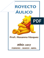 proyecto aulico