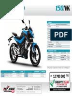 Cf Moto 150nk