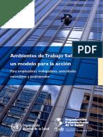 Ambientes de trabajo saludable - OMS.pdf