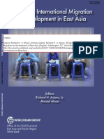 Managing International Migration for Development in East Asia