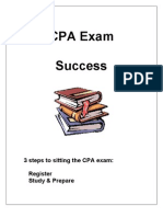 CPA Exam Success