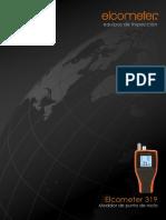 Elcometer 319 - Medidor de Punto de Rocío+Humedad+Temperatura.pdf
