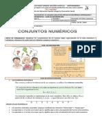Guia 1- Conjuntos Numericos i