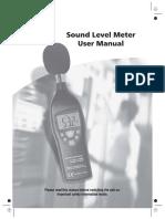 User Manual User Manual DT-805 Ver 0