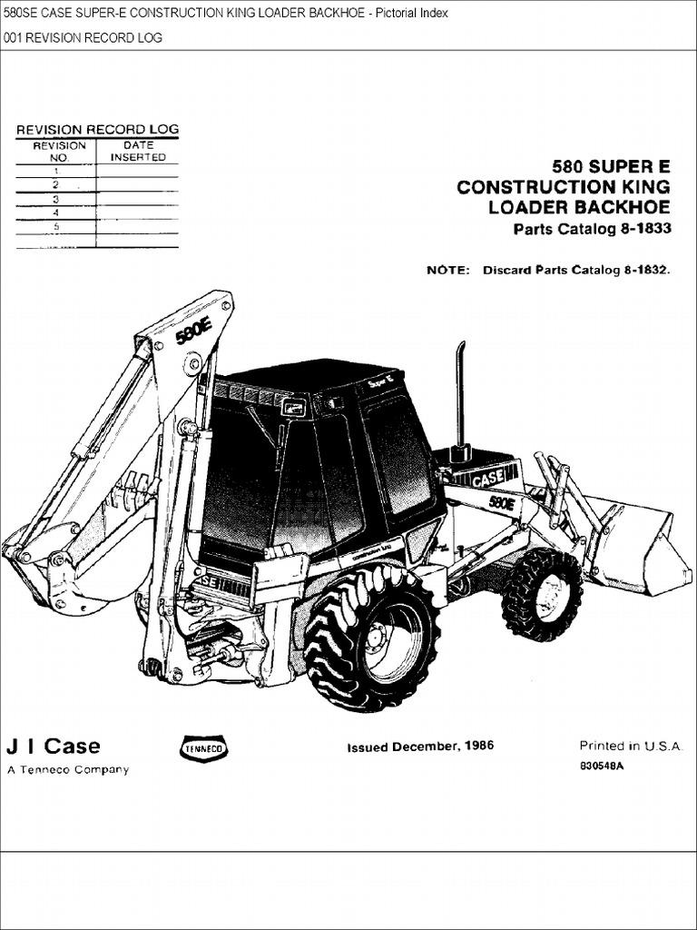 Catalogo retro Case 580 E Parts Manual.pdf