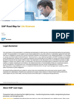 SAP Road Map For Life Sciences.pdf