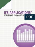 Brochure IFS Applications 9