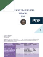 proyecto BiblioCRA 2019