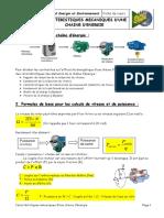 Caractéristiques mécaniques d'une chaine d'energie professeur.docx