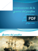 Las Consecuencias de La Guerra Del Pacifico (1)