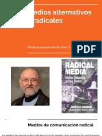 Medios Alternativos y Radicales