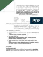 Huaraz Demanda de Mejor Derecho de Posesion (2)