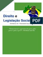 Apostila - Direito e Legislação Social
