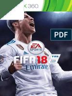 Fifa 18 Manual Xbox360 Es