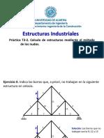 Tema 2 Organización Constructiva de Entramados, Cubiertas y Cimentaciones