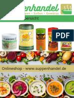 Suppenhandel.de Katalog 2019