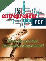 Report on Successful Entrepreneurs Version 2