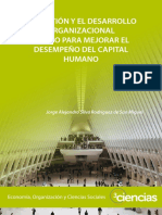 LIBRO - 2018 LA GESTION Y DESARROLLO ORGANIZACIONAL- SILVA.pdf