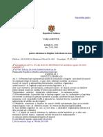 Legea cu privire la solutionarea litigiilor individuale de munca (abrogata)