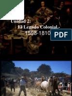 El legado colonial Presentacion
