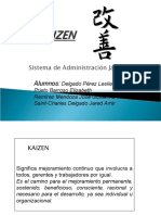 Filosofía Kaizen