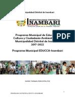 Programa Educca-Inambari Final