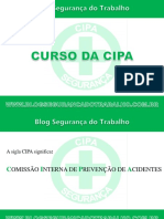 Treinamento CIPA - Blog Segurança Do Trabalho