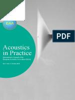Acoustics in Practice Issue 2.pdf