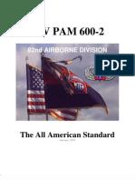 82 Abn Div Pam 600-2 Copy
