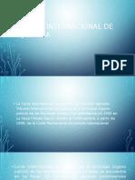Tarea Derecho Internacional