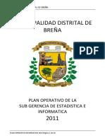 Municipalidad Distrital de Breña