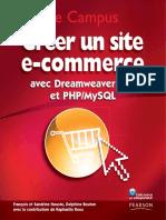 Créer un site e-commerce Avec Dreamweaver CS4.pdf