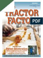 Tractor Factor (Spring 2018)