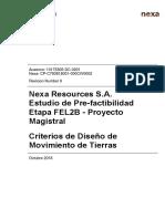 10175305-DC-0201 Criterios de Diseño de Movimiento de Tierras.docx