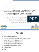 D2A2-2-1-DV Retention Based Low Power