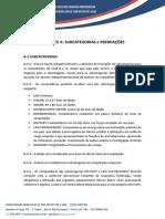 APÊNDICE A - REGULAMENTO PROVISÓRIO IDSC