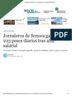 12-02-19 Jornaleros de Sonora ganarán 223 pesos diarios tras alza salarial _ El Economista