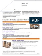 Fedex Rates All Es Mx
