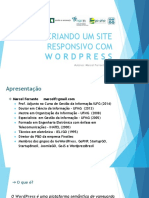 Curso Wordpress Feicom