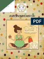 Temas Para Baby Shower Basico