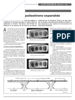 Bovedillas de polietileno expandido