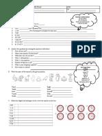 Final Worksheet