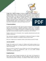 Google Docs[1]