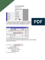 ConfigurarRutasDNSMikrotik