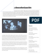 Revolucion Descolonizacion Esp