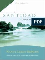 Santidad, el corazon purificado por Dios - Nancy Leigh DeMoss.pdf