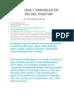 Las Salinas y Arenales de San Pedro Del Pinatar