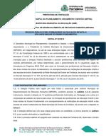 Edital 02 2019 Selecao Formadores SME Final