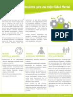 Factores Protectores Salud Mental
